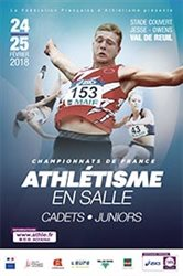 Le direct : champ. de France Cadets Juniors